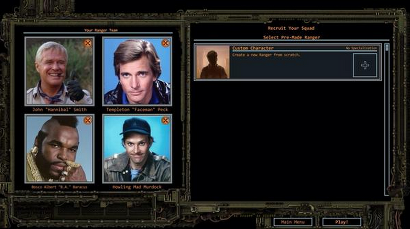 Illustration for article titled Playing Wasteland 2 As The A-Team