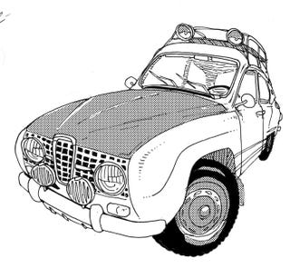Illustration for article titled concept sketch
