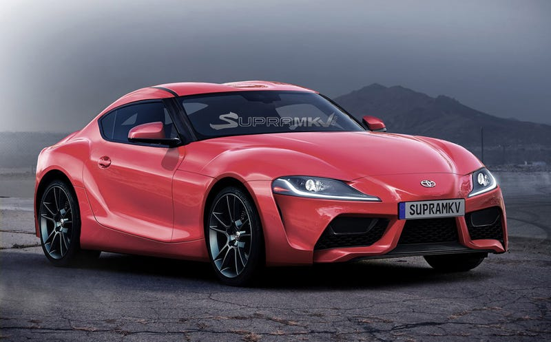"""Dont worry, it will be called """"Supra."""" Though I wish Toyota would troll the US Market only by naming it the Toyota """"S-PR."""" Actually, that sounds pretty good...uh oh!"""