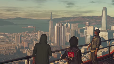 Watch Dogs Legion Looks Wild And Ambitious, Will Be Out In March