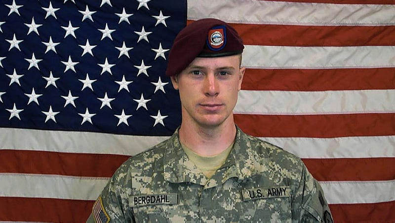 Illustration for article titled Who Is Bowe Bergdahl?