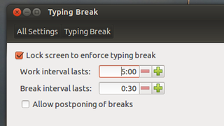 Illustration for article titled DrWright for Linux Forces You to Stop Typing and Take a Break