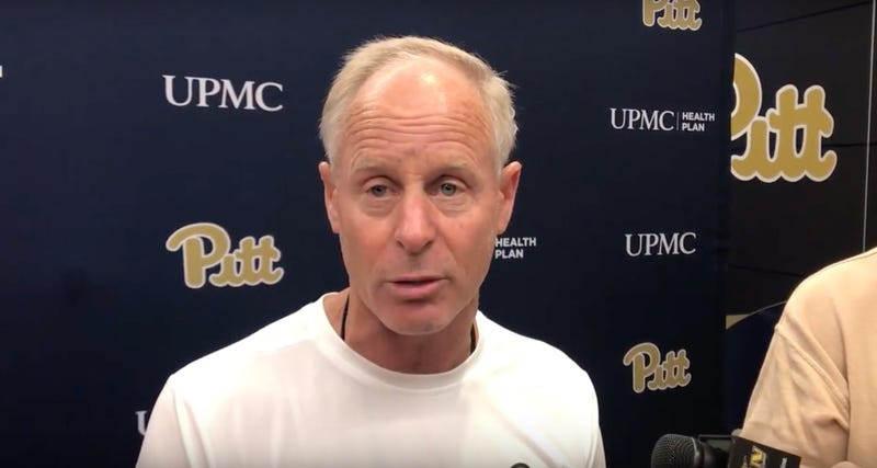 Illustration for article titled Pitt Assistant Coach Says He Hasn't Left His Office Since Losing To Penn State, Prefers Flat Soda