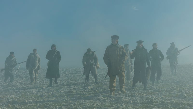 Illustration for article titled The crew of The Terror take sides in the show's tensest episode yet