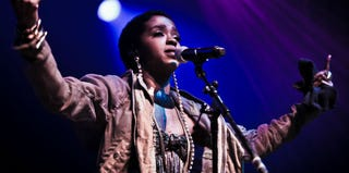 Lauryn Hill (Christie Goodwin/Getty Images)