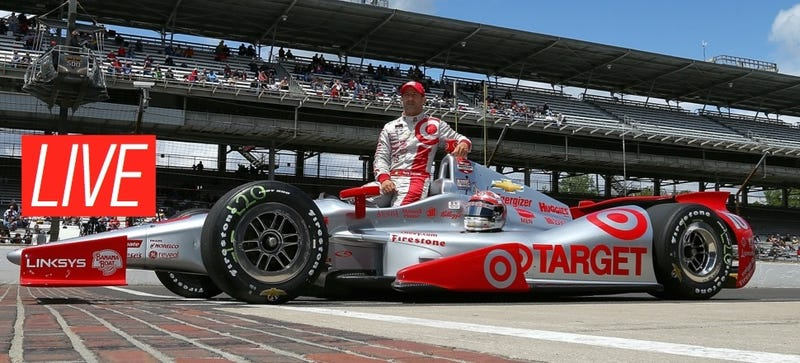 Illustration for article titled Ask 2013 Indy 500 Champion Tony Kanaan Anything