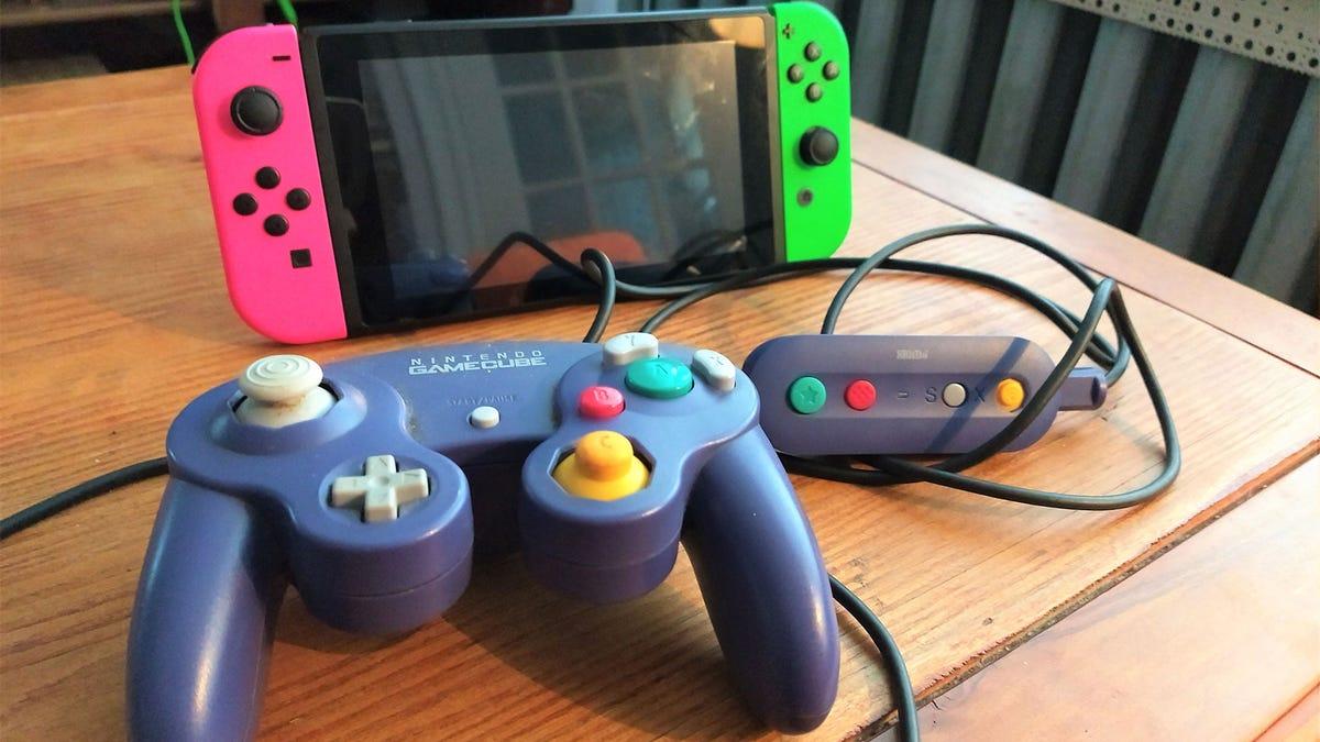 Show Us Your Smash Bros  Ultimate Controller Setup