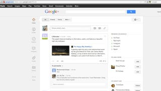 Illustration for article titled Whitespace Remover for Google Plus Cleans Up the New Google+ Layout on Chrome and Firefox