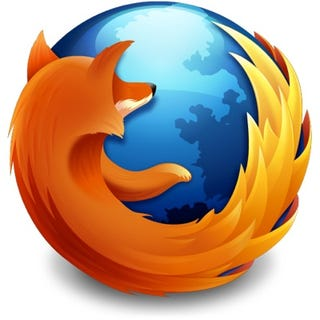 Illustration for article titled Remains of the Day: The Fiery New Firefox Logo Edition
