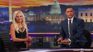 Tomi Lahren and Trevor NoahVideo Screenshot