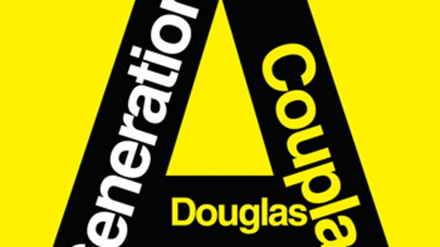a book analysis of generation x by douglas coupland A discussion of important themes running throughout generation x: tales for an accelerated culture  douglas coupland  knowledge of generation x.