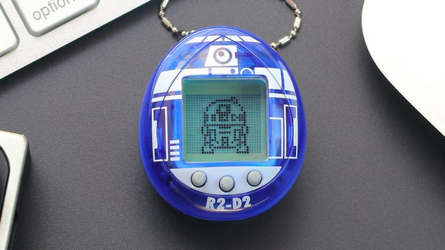 The First Star Wars Tamagotchi Makes You Protect R2-D2 From Jawas