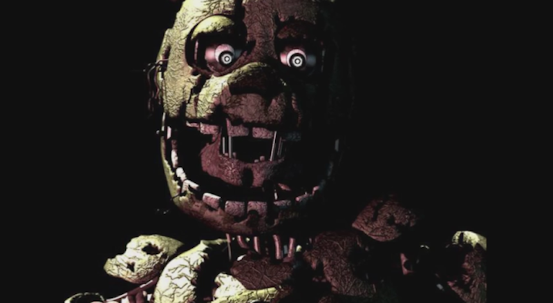 Illustration for article titled Hollywood Is Planning A Five Nights At Freddy's Movie