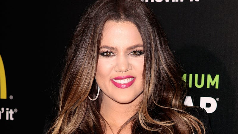 Illustration for article titled Khloe Kardashian Is Sick of the Tabloids' Unsolicited Uterus Updates