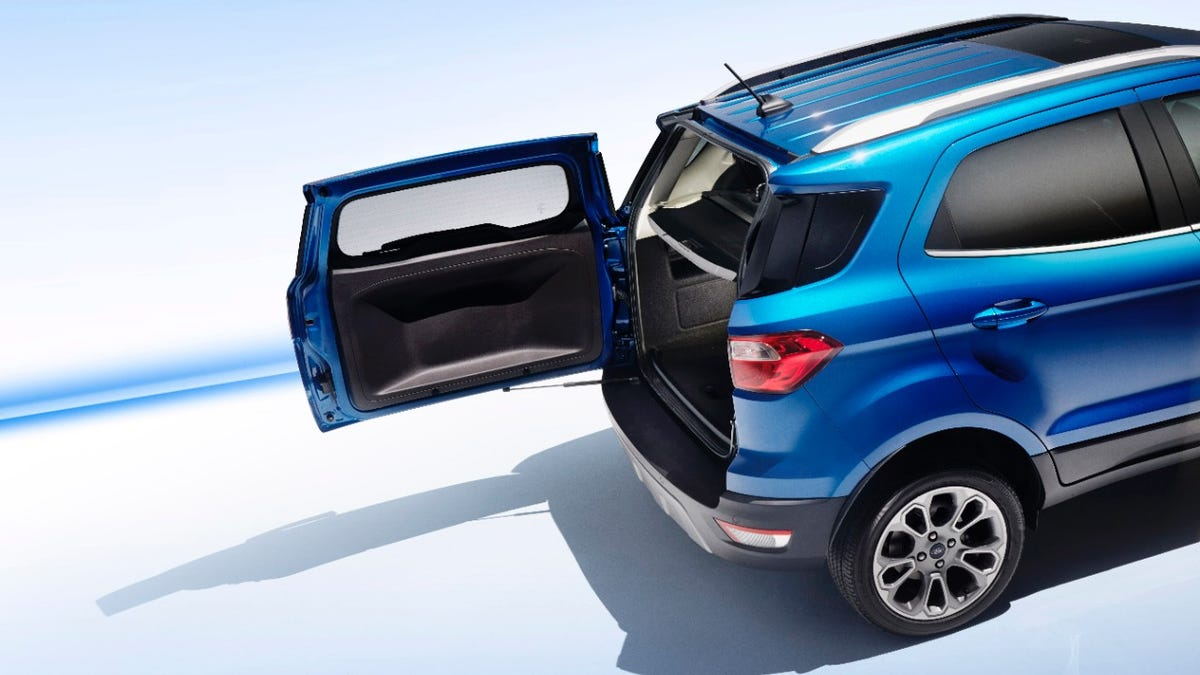The 2018 ford ecosport will this european micro suv work in america
