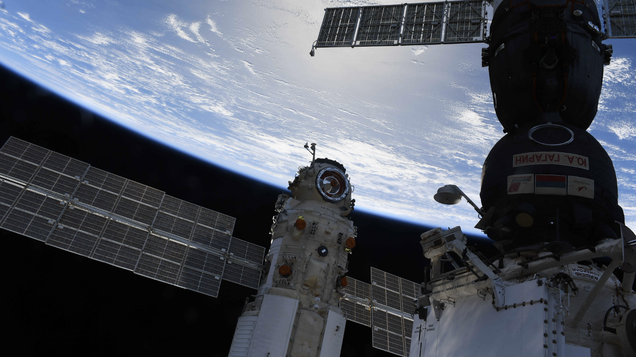 Russian Official: Experts to Investigate Possible 'Consequences' of Flipping Space Station