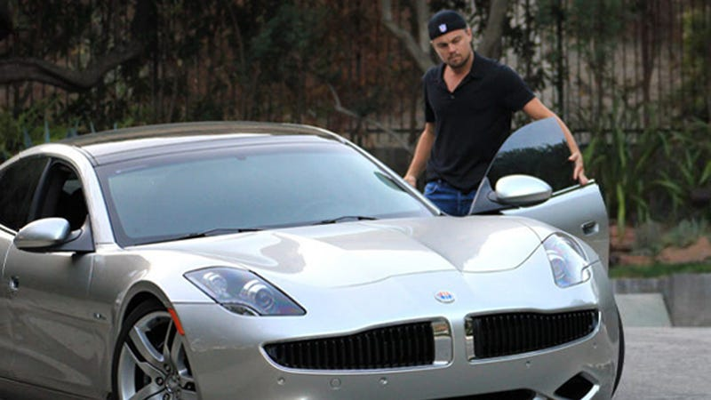Illustration for article titled Fisker finally gets EPA approval, sells first Karma