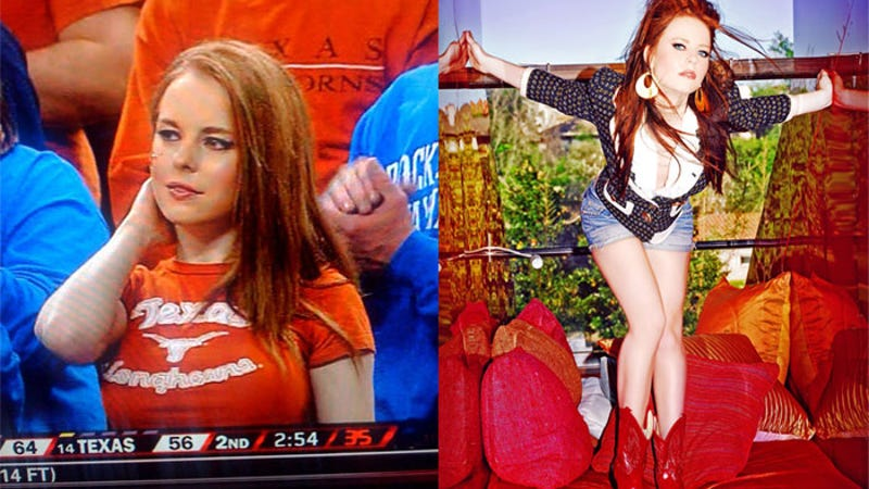 Longhorn Girl Arielle Angelovich A Lesson In Instant