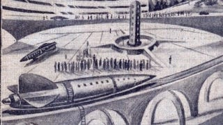 Illustration for article titled From Rocket Monorails To Yugos