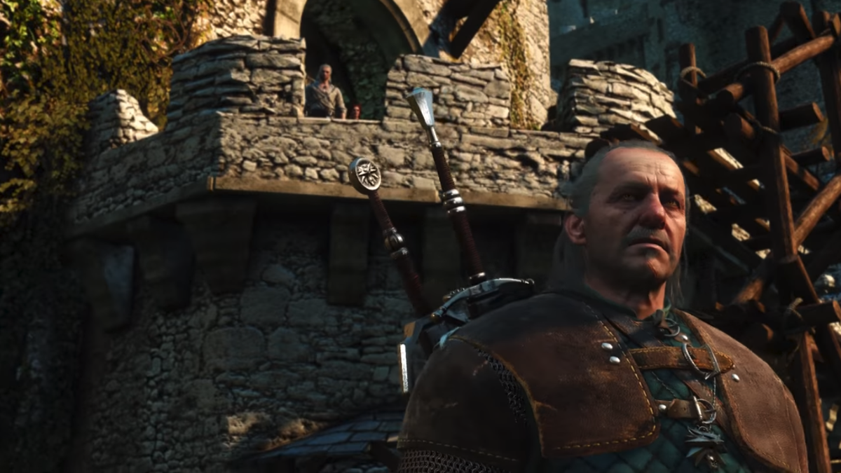 Fan-Made Prologue Of The First Witcher Game Looks Amazing