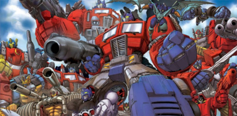 Illustration for article titled Transformers MMO Rolling Out