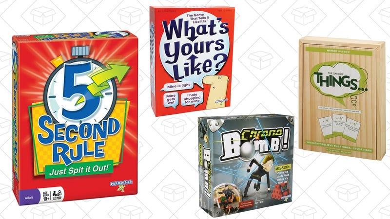 Board Games Gold Box