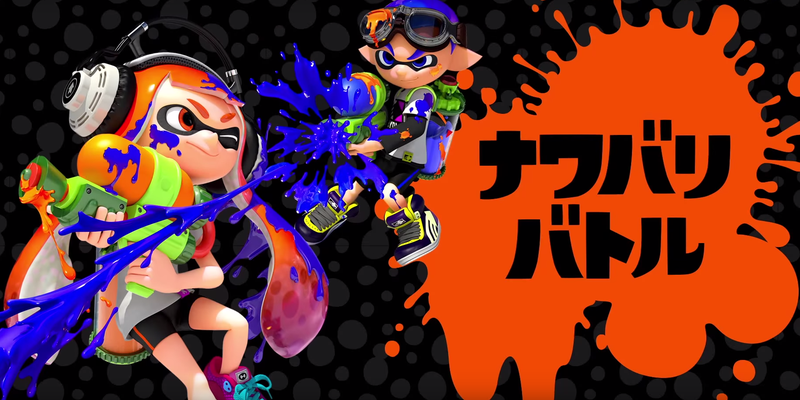 Illustration for article titled Why Japanese Splatoon Players Are Feared