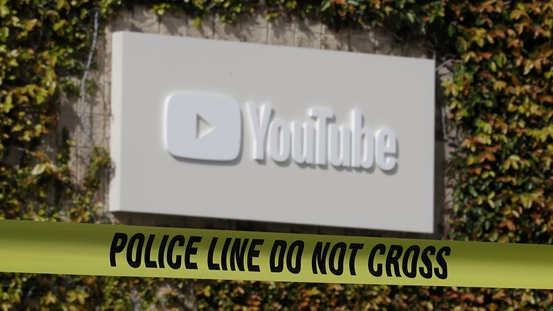 Illustration for article titled Police Track YouTube Shooting Copycat Threat to 'Juvenile Suspect' in Pennsylvania