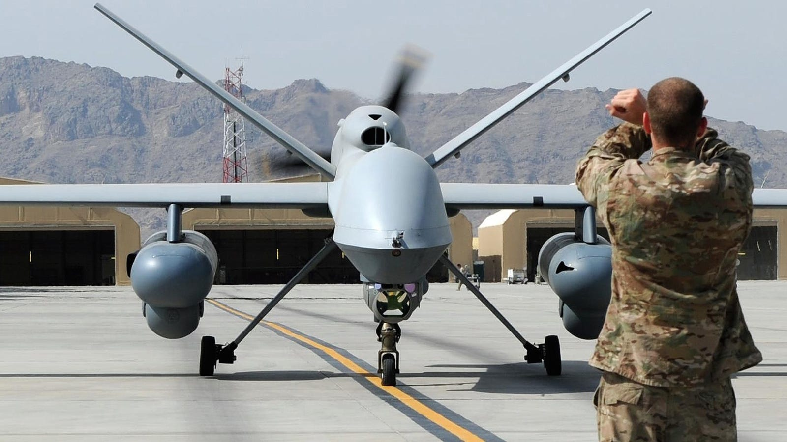 Drones In Afghanistan Have The Most Advanced Aerial