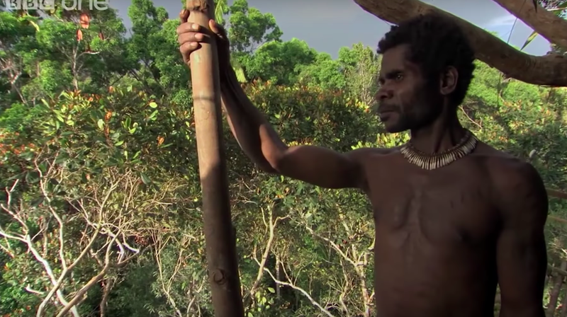 Illustration for article titled BBC Admits to Faking Scene of Indigenous People In 'Human Planet' Documentary