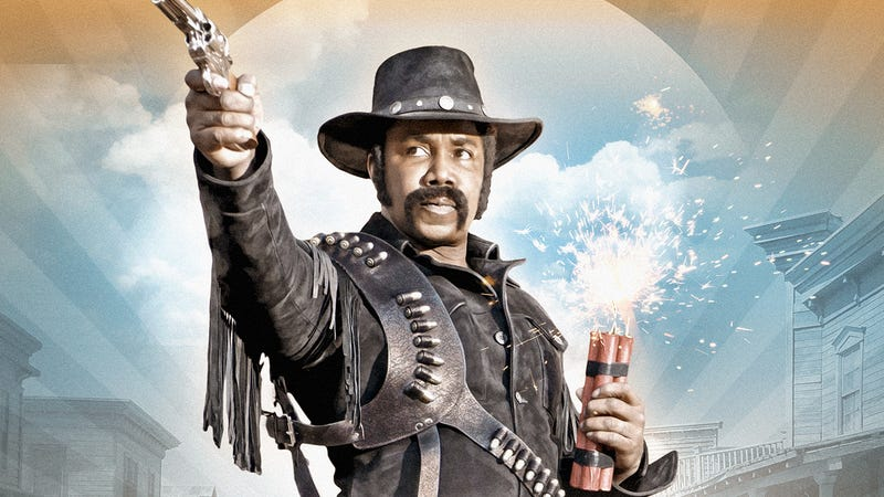 Illustration for article titled Michael Jai White introduces us toTheOutlaw Johnny Black