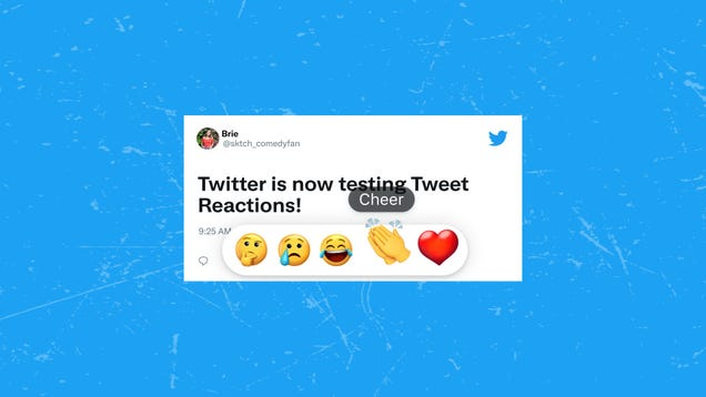 Twitter's New Reactions Are Too Friendly for Twitter