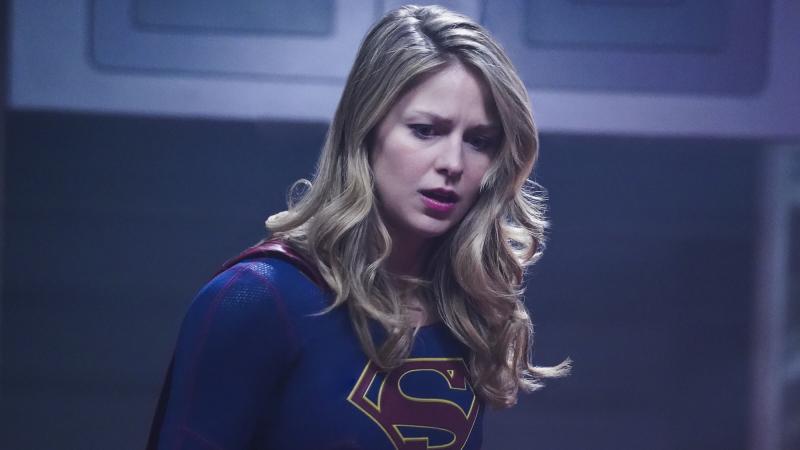 Kara went through some serious heartbreak in Supergirl's midseason return.