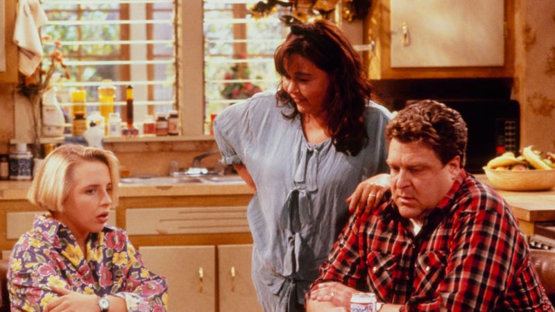 Illustration for article titled And now the old Roseanne is getting yanked off TV, too