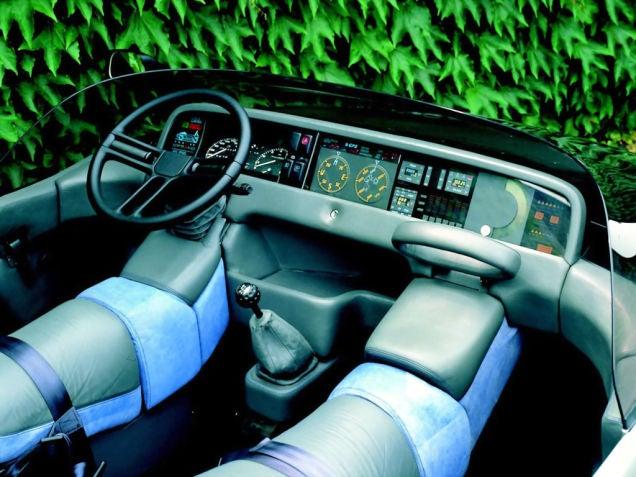 The Ten Most Ridiculous Concept Car Interiors