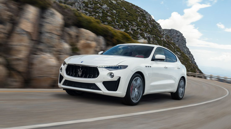Illustration for article titled The $121,475 Maserati Levante GTS Is The Budget Ferrari-Powered SUV