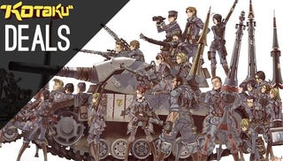 Illustration for article titled Valkyria Chronicles on PC, Bioshock Infinite Season Pass, More Deals
