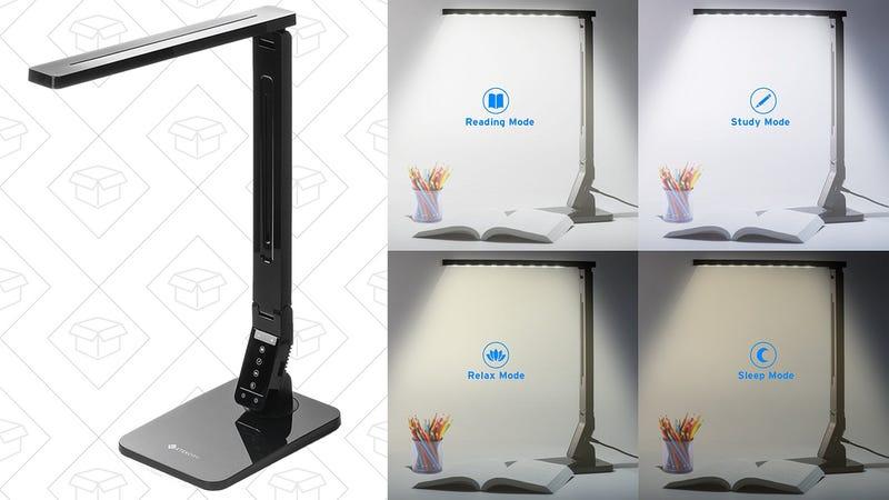 Etekcity Dimmable LED Desk Lamp, $25