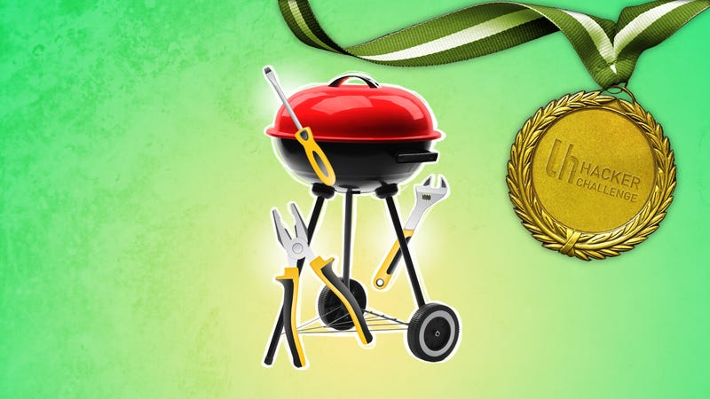 Illustration for article titled Hacker Challenge: Hack Your Grill