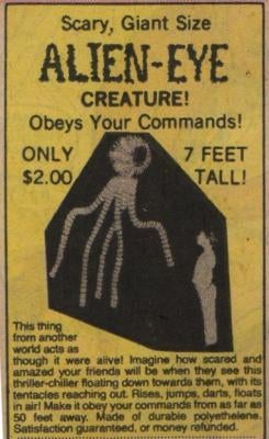 Illustration for article titled Oobject Comic Book Ads