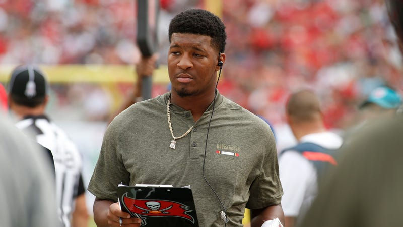 Illustration for article titled New Jameis Winston Details Emerge; Convicted Ex-Vanderbilt Football Rapist Says Bucs QB Was Alone With Uber Driver