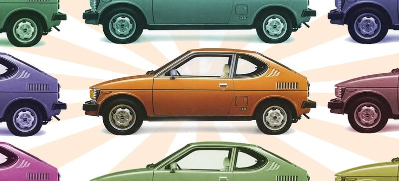 Illustration for article titled A Car You Should Know: The Suzuki Whizzkid