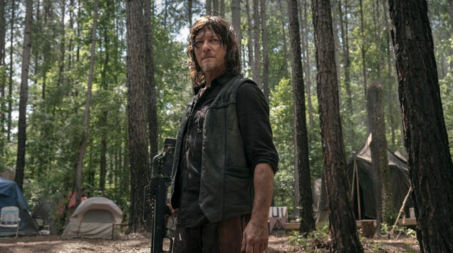 The Walking Dead s Latest Episode Only Made a Single Mistake