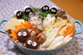 Illustration for article titled How Japan Makes Winter Food Very, Very Cute