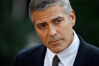 """Illustration for article titled George Clooney To Sudan: """"We're Watching"""""""