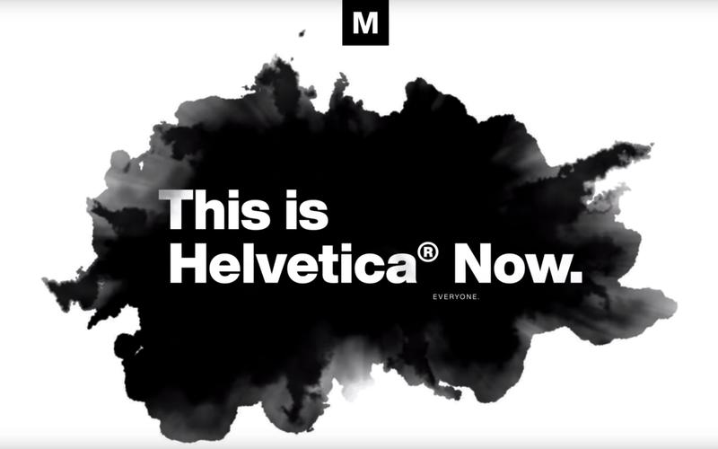 Illustration for article titled La mítica tipografía Helvética moderniza su diseño por primera vez desde 1989