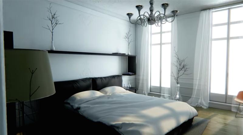 Illustration for article titled Este apartamento muestra como se verán los videojuegos en poco tiempo