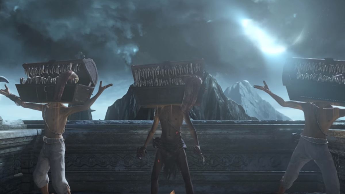 Becoming a mimic in dark souls iii is a good way to confuse invaders biocorpaavc Gallery