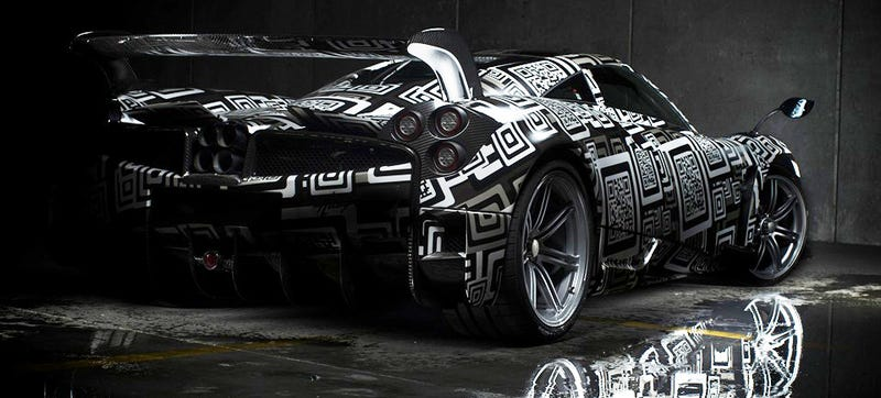 Illustration for article titled The New Pagani Huayra BC Is Basically A Lamborghini