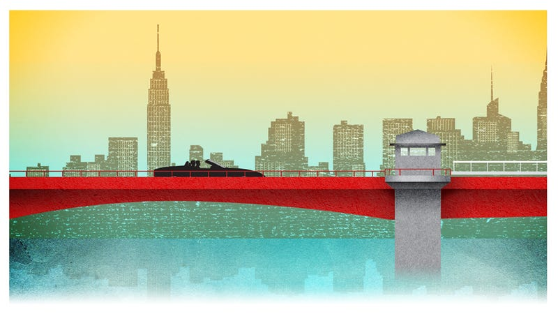 Illustration for article titled On Driving in New York City